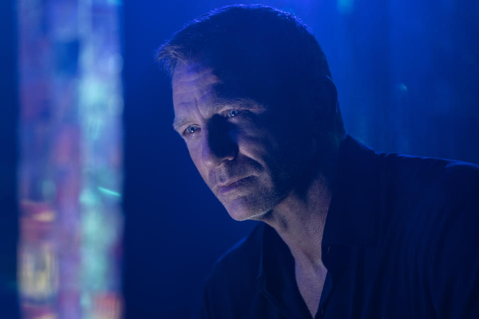 James Bond (Daniel Craig) in 'No Time To Die'. (Nicola Dove © 2020 DANJAQ, LLC AND MGM.)