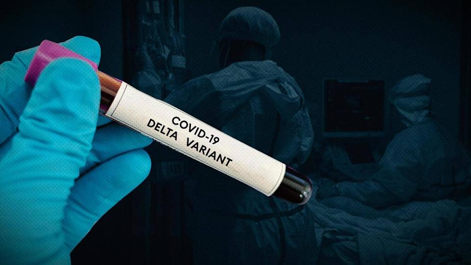 COVID-19 Delta variant has been detected in all US states