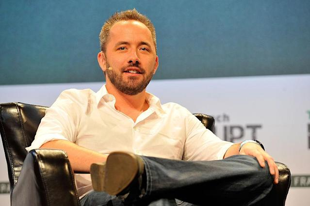 <p>No. 6: Massachusetts Institute of Technology<br>Known UHNW alumni: 375<br>Combined wealth: $215 billion<br>Former grad and Founder/CEO of Dropbox Drew Houston is seen here.<br>(Photo by Steve Jennings/Getty Images for TechCrunch) </p>