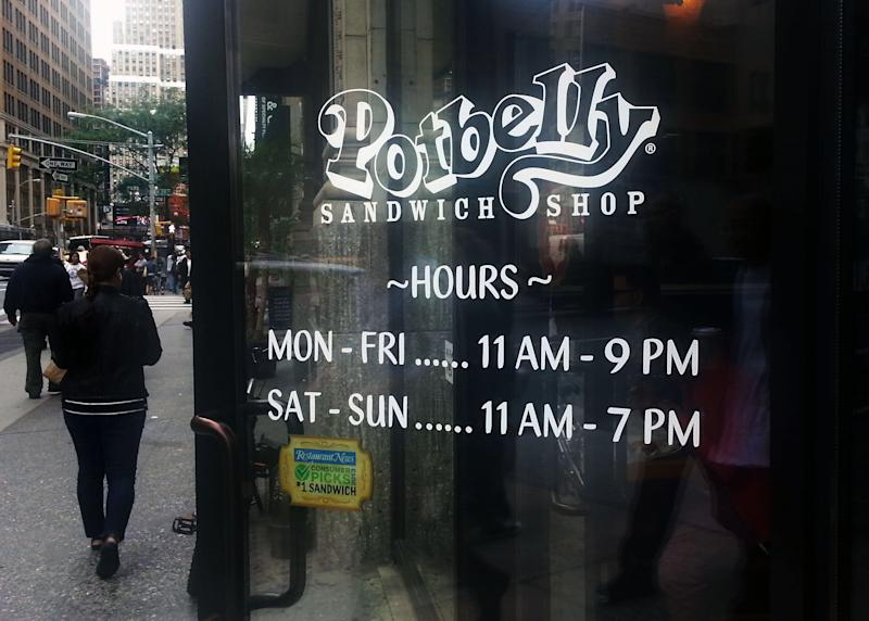 Empire State Building owner, Potbelly going public