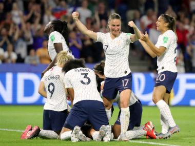 FIFA Women's World Cup 2019: Amandine Henry guides France to quarter-finals; England beat Cameroon in bad-tempered affair