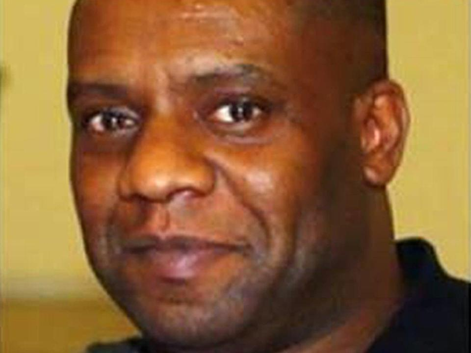 A picture of Dalian Atkinson, which was shown to the jury at Birmingham Crown Court (PA)