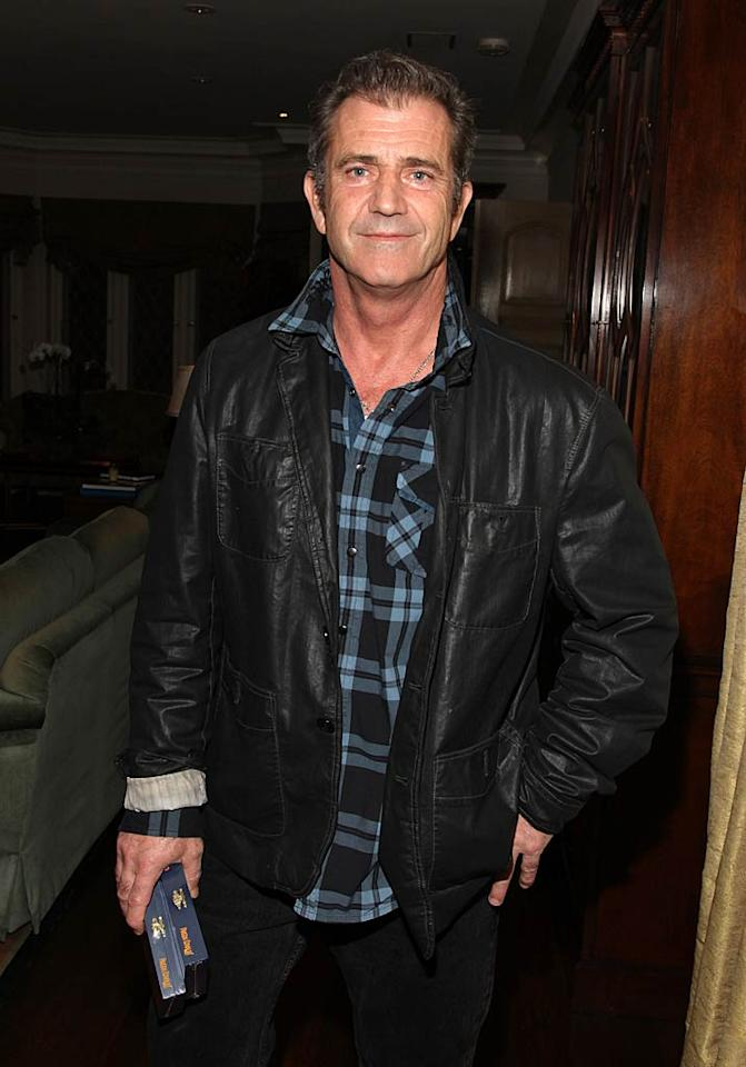 "January 3: Mel Gibson turns 55 Angela Weiss/<a href=""http://www.gettyimages.com/"" target=""new"">GettyImages.com</a> - March 4, 2010"