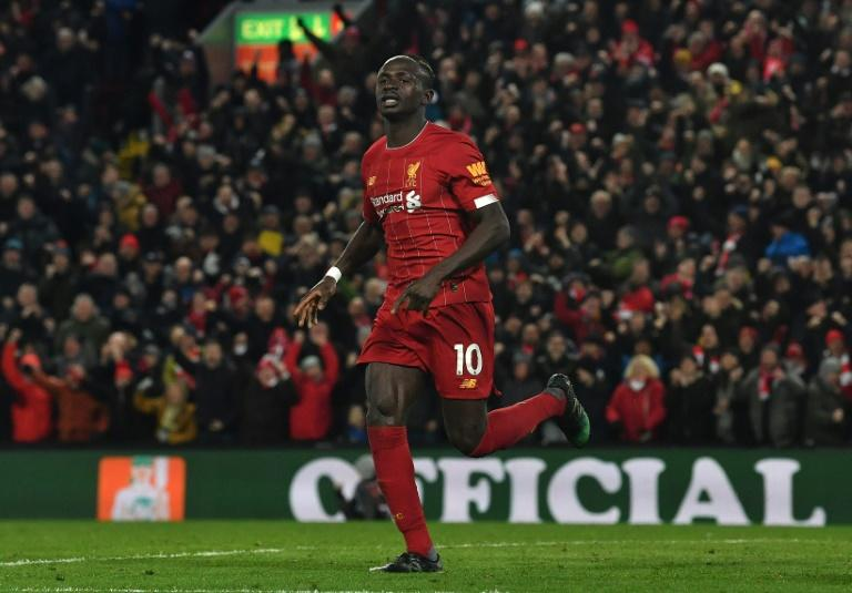 Liverpool's Sadio Mane completed their fightback against West Ham