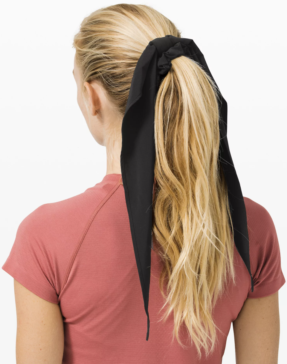 Uplifting Scrunchie Flow - Lululemon, $14 (originally $18)