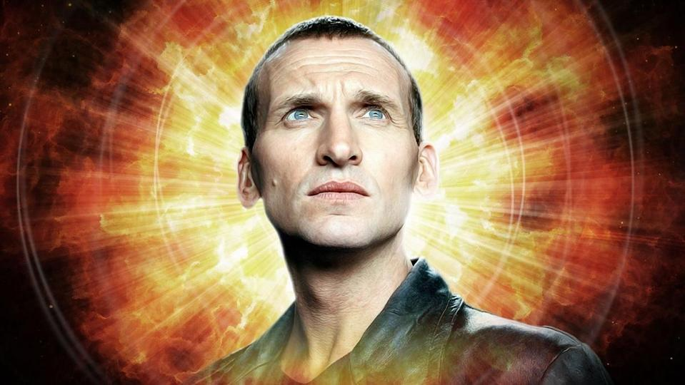 The Ninth Doctor, Christopher Eccleston, from Doctor Who.