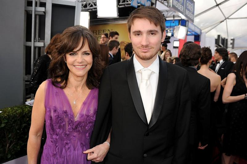 Sally Field (left) and Sam Greisman