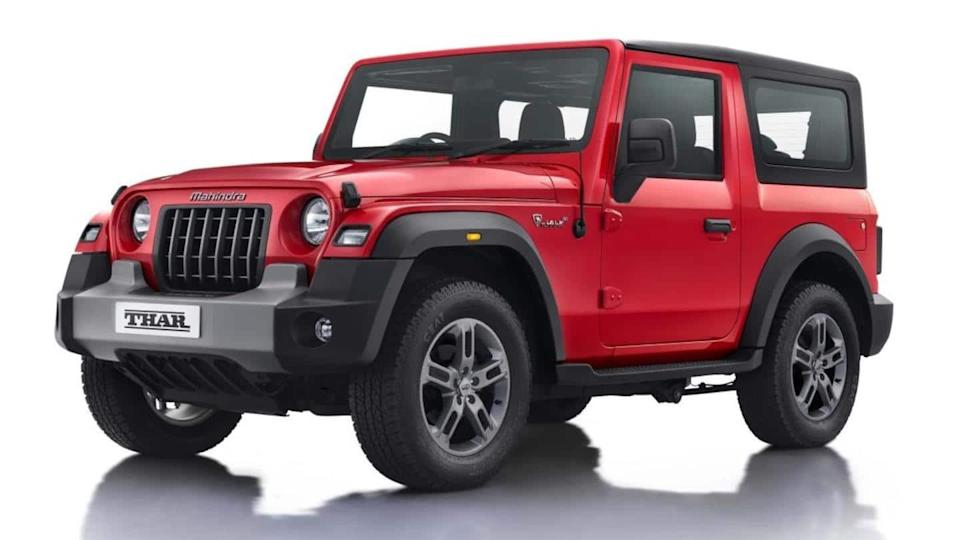 Mahindra Thar bags over 39,000 bookings, automatic variant in demand