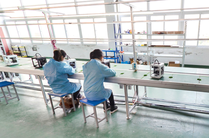 Toybox Labs' factory in China resumes production following coronavirus shutdown.