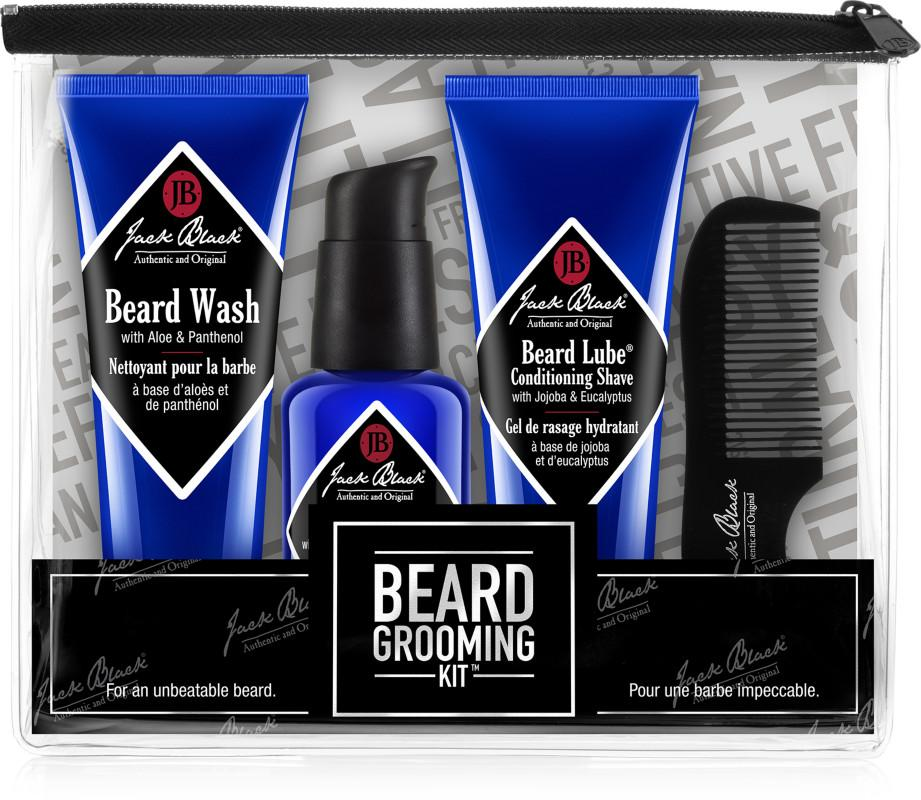 """<p>Nothing says winter quite like a full-grown beard. Help him embrace the scruff with this well-rounded beard regimen, which includes beard wash, oil, a comb and, of course, shaving cream for when the time comes to chop it off. <br /><strong><a rel=""""nofollow"""" href=""""https://fave.co/2QkqqzF"""">Shop it</a>:</strong> $35, <a rel=""""nofollow"""" href=""""https://fave.co/2QkqqzF"""">ulta.com</a> </p>"""