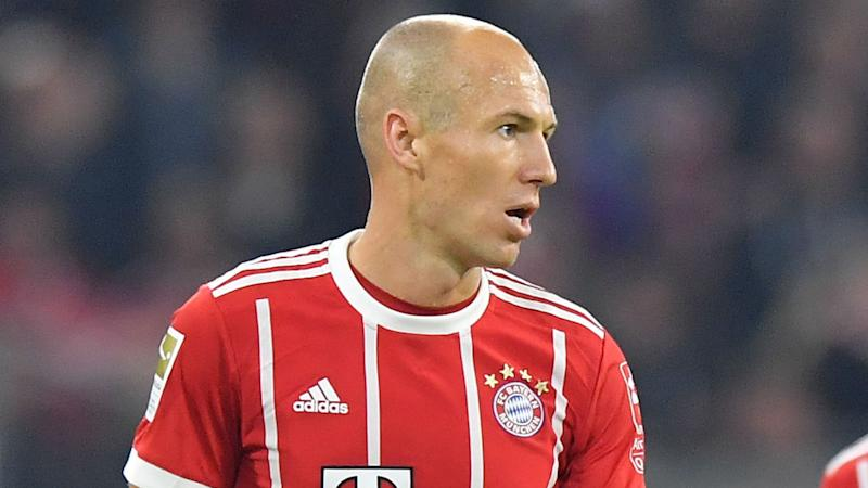 Bayern star Robben a worry for DFB-Pokal Klassiker
