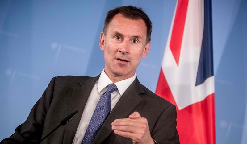 British government sounds warning on freedom of speech in Hong Kong