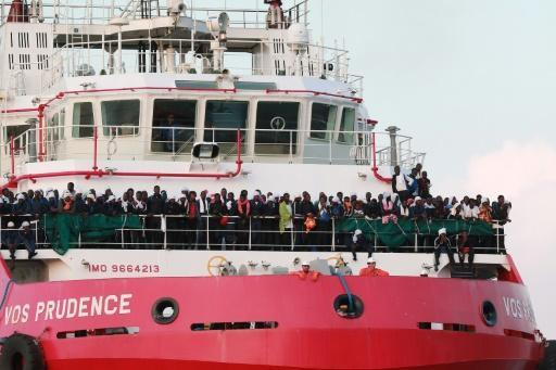 Italy applauds Libya's decision on migrant 'search and rescue' zone