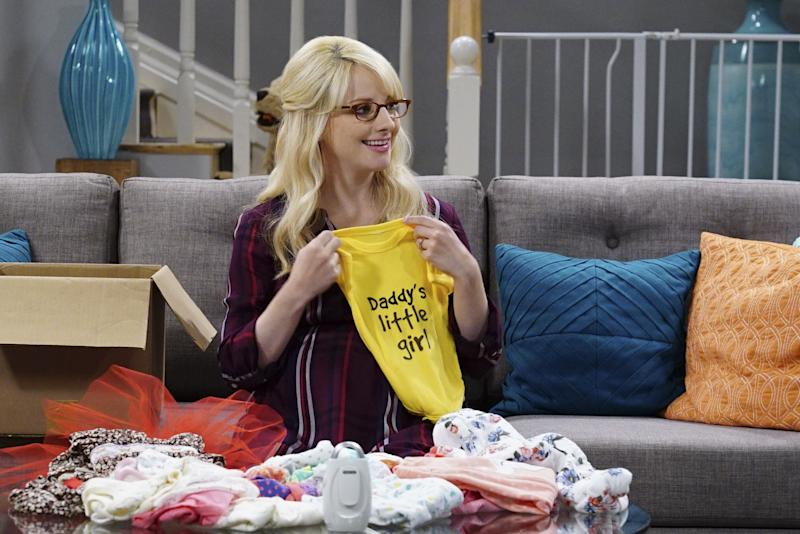 "In its latest episode, ""The Big Bang Theory"" explored gender stereotypes. (CBS Photo Archive via Getty Images)"