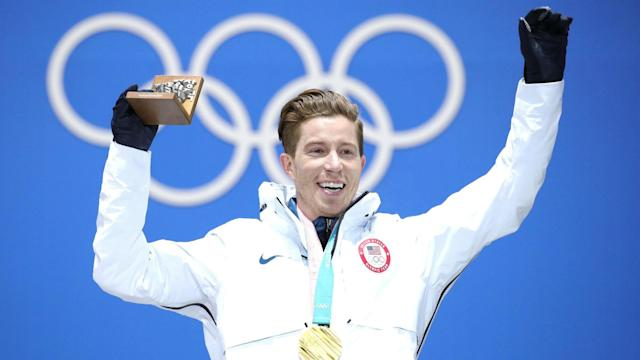 "Shaun White said he is ""definitely not"" ending his snowboarding career, but has entered skateboard events with an eye on the Olympics."