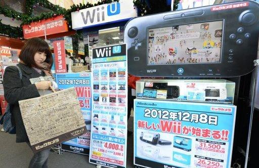 Nintendo shoots for pole position with Wii U console
