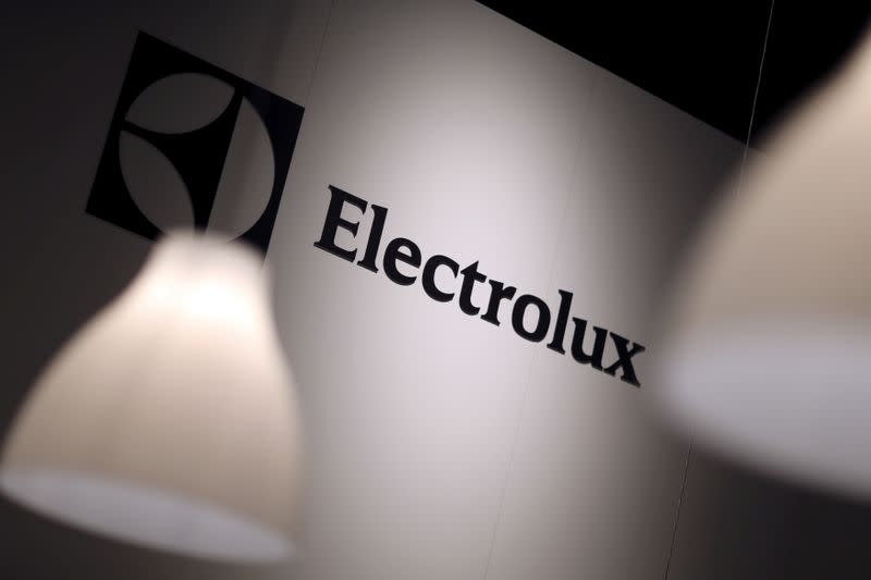 Electrolux's influential operations chief Brockmann to step down