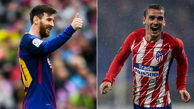 Antoine Griezmann would fit Barcelona's need to sign world-class players, according to Lionel Messi.