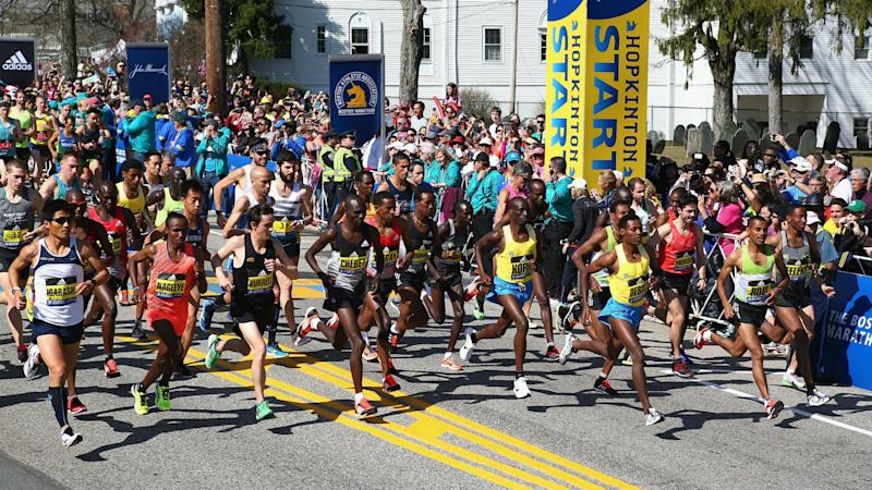 Adidas apologizes for email congratulating runners on 'surviving' Boston Marathon