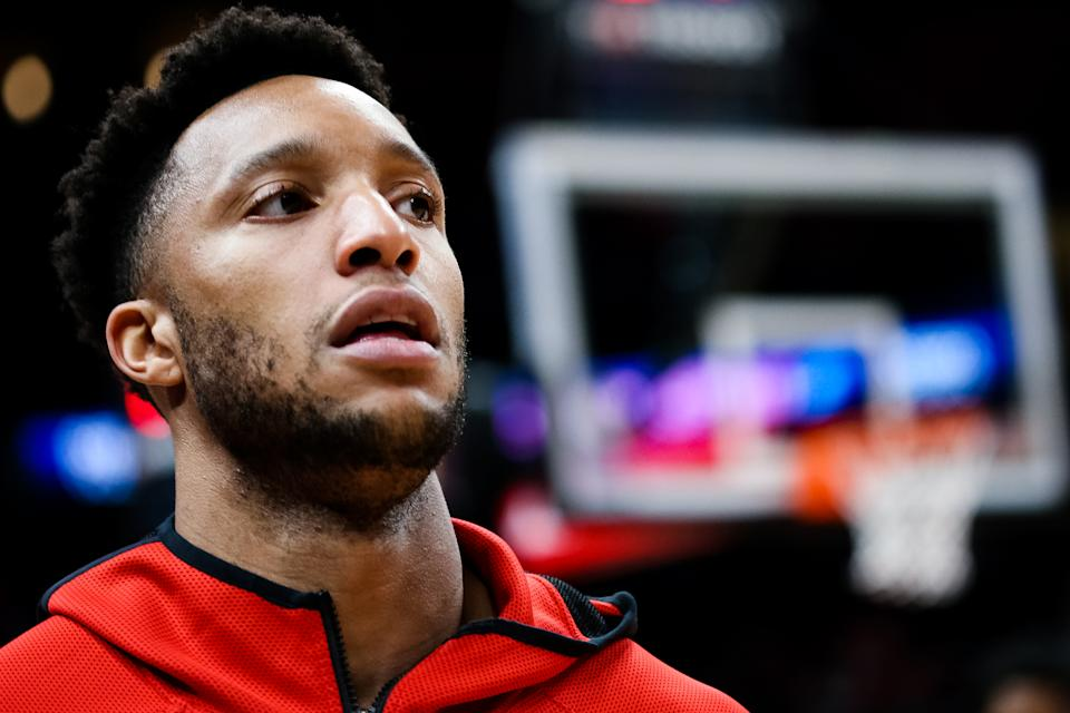 Evan Turner will reportedly serve as a player development coach for the Boston Celtics. (Carmen Mandato/Getty Images)