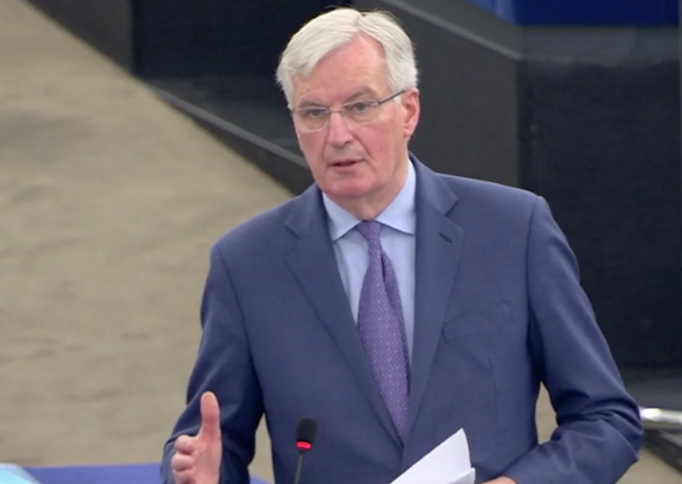 Michel Barnier questions Brexit delay: 'Why would we extend Article 50 when negotiations are over?'