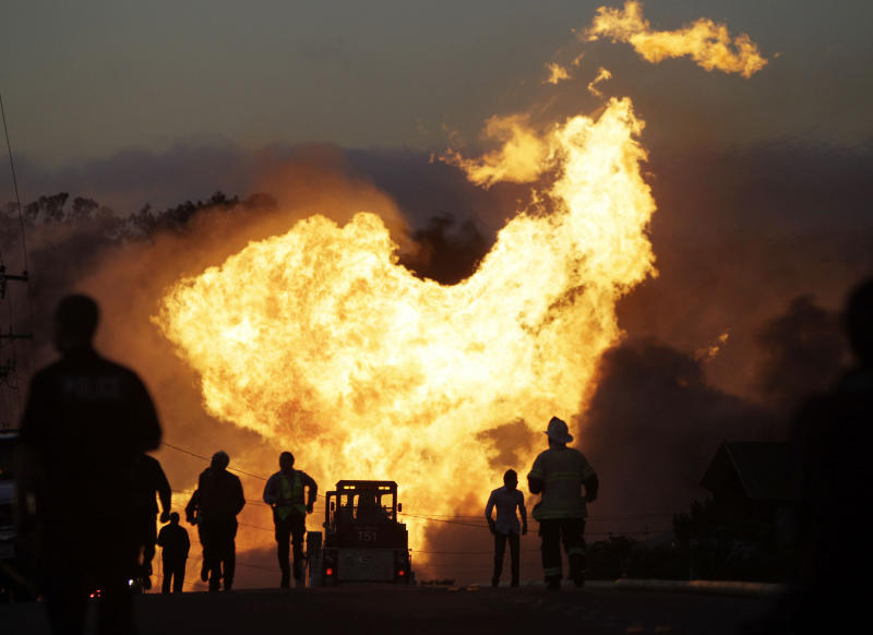 Calif agency says PG&E should pay $2.25B for blast