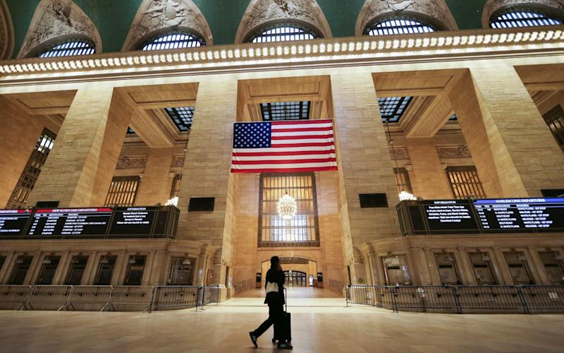 Grand Central Terminal in New York City - UPI / Alamy Live News