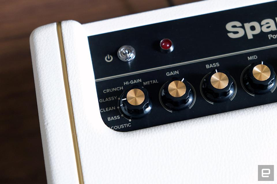 Positive Grid Spark Pearl amp