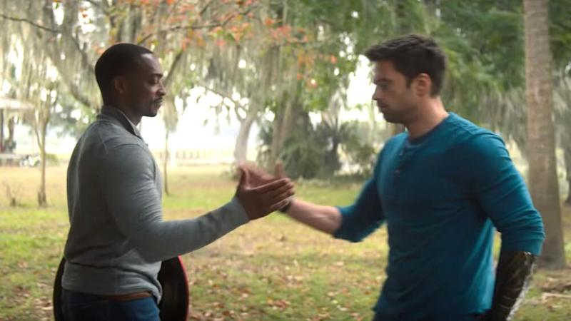 New FALCON & WINTER SOLDIER, WANDAVISION, and LOKI Synopses