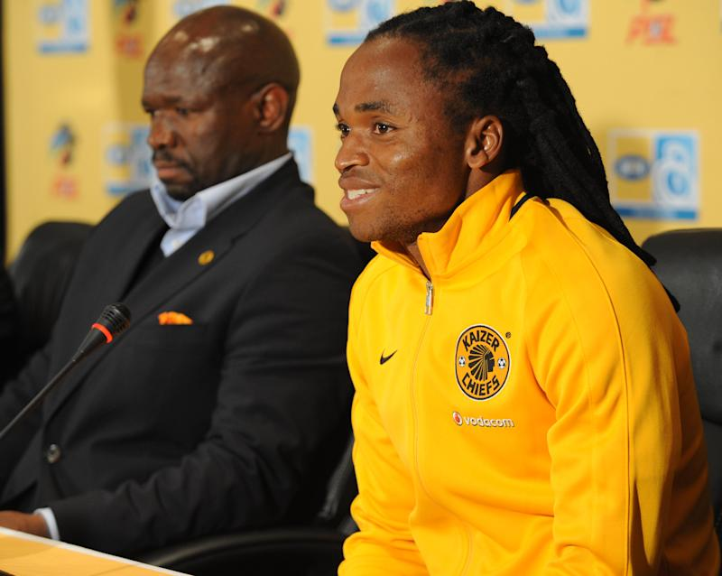 We want Steve Komphela to stay, says Siphiwe Tshabalala