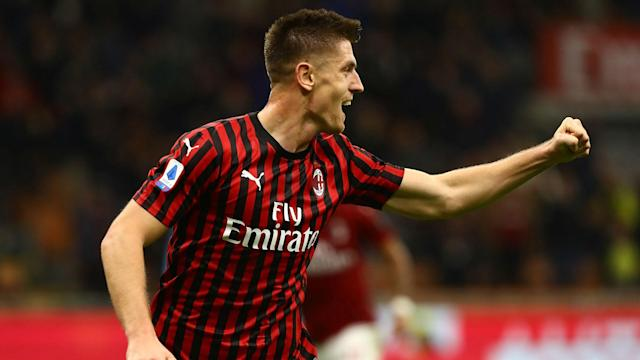 Krzysztof Piatek is determined to double in value during his time at AC Milan, despite a difficult start to the 2019-20 season.
