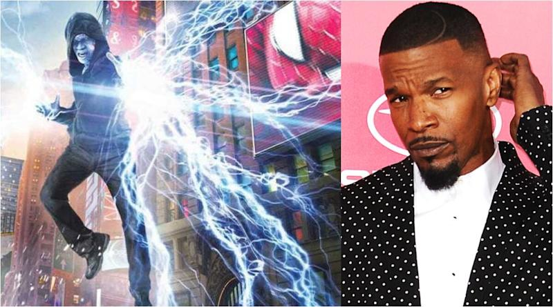 Jamie Foxx Returning as Electro for Tom Holland's Spider-Man 3 in MCU