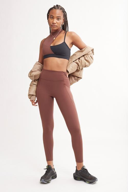 <p>We're very into the color of these <span>Le Ore Lucca High Rise Pocket Leggings</span> ($88).</p>