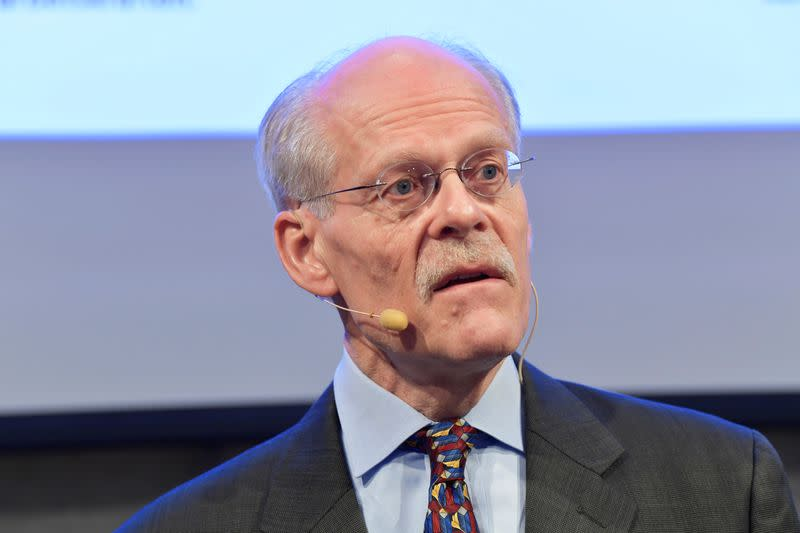 Swedish central bank chief sees no deflation risk at the moment - TT