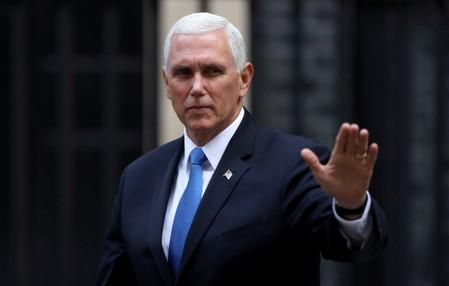 Pence upbeat that Congress will pass USMCA trade deal this year