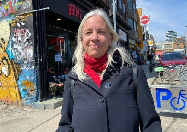 Dominique Russell, co-chair of the Kensington Market Community Land Trust, says the group wants to ensure that the building remains in community hands.
