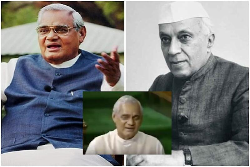 'I Called Nehru Mix of Churchill and Chamberlain': Vajpayee's Old Parliament Speech Goes Viral