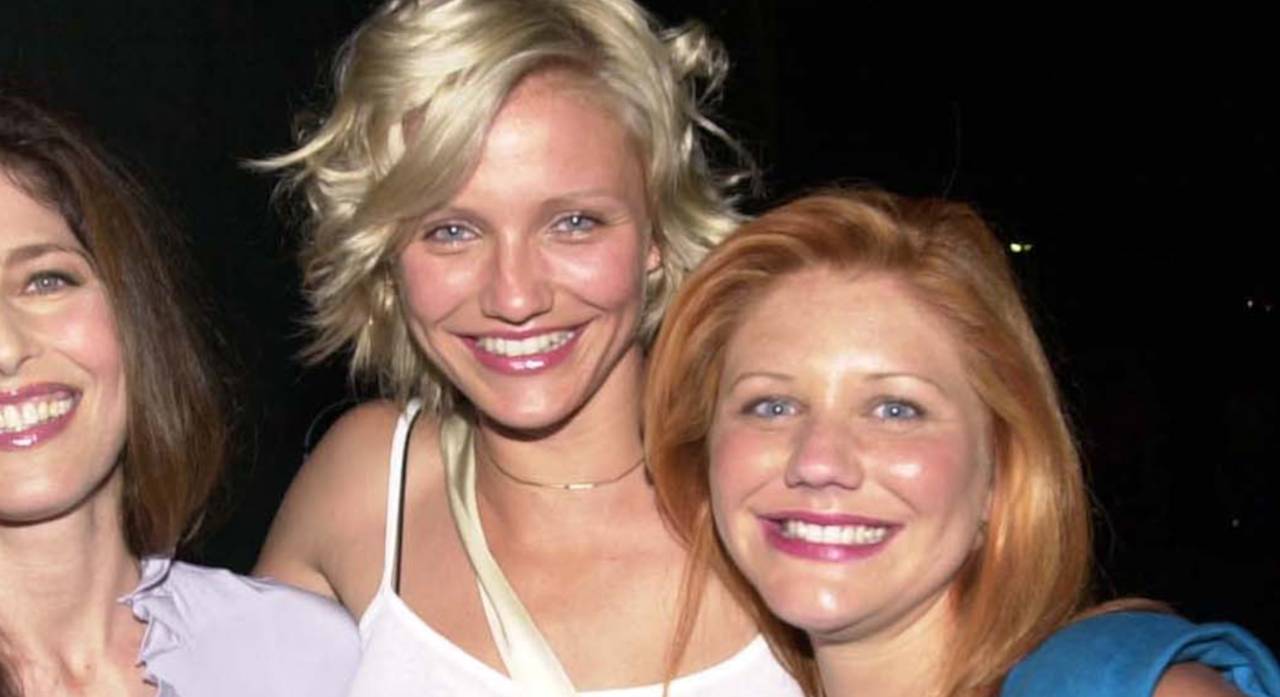 Chimene, 49, is three years older than her Hollywood actress sister, Cameron Diaz. The good smile gene runs in their family, we see. <em>[Photo: Getty]</em>