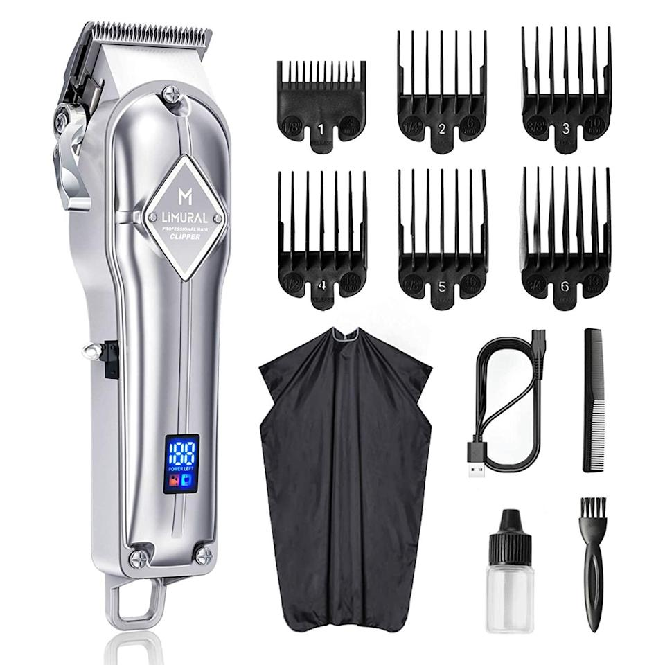 Limural Hair Clippers, best cordless hair trimmers