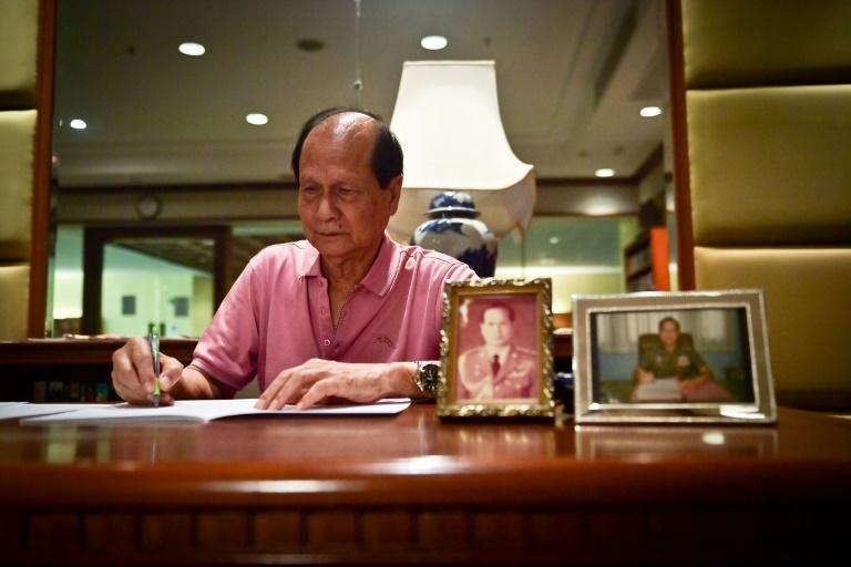 Thai police officer Sompol Suthimai was on holiday in early 1976 when the Bangkok Post published photos of murdered tourists, alerting him to the case