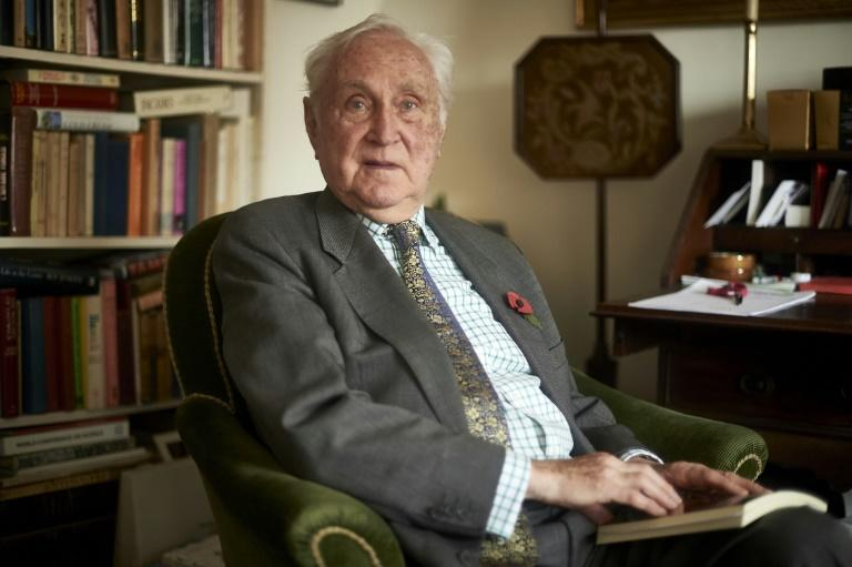 "British former diplomat Crispin Tickell says Brexit is a ""disaster"""