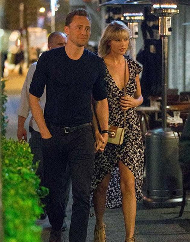 Could their whirlwind romance have cost Hiddleston a gig? (Photo: Splash)