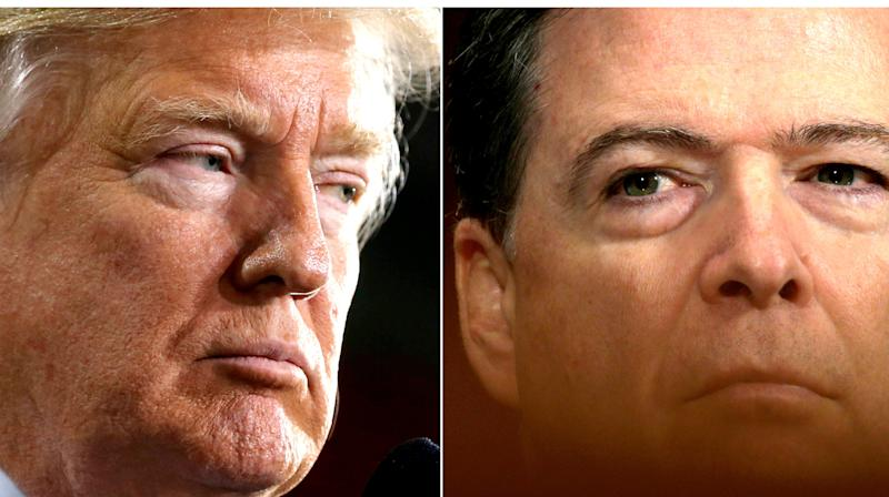 James Comey Fires Back At Trump, Vowing To Reveal Who's 'Honorable' — And Who Isn't