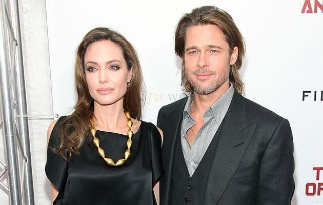 Ian plans to lift the lid on Brangelina's secrets. Photo: Getty Images