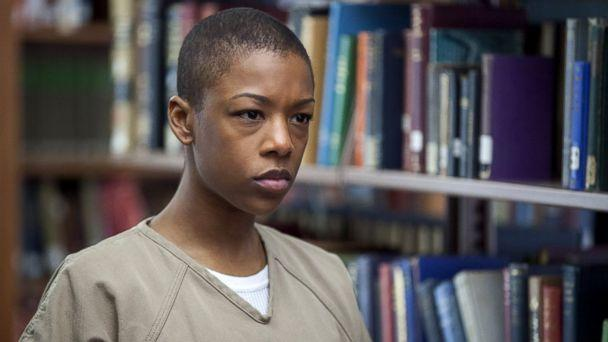 PHOTO: Samira Wiley in a scene from 'Orange Is The New Black.' (Netflix)
