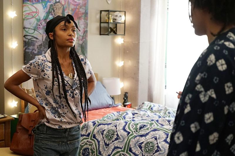 Yara Shahidi takes the lead in this youthful Black-ish spin-off set to air on Freeform starting Jan. 3, 2018. In this series, Zoey is finally off to college, stumbling through cringeworthy rites of passage like embarrassing herself at a frat party and hiding secrets from her parents.