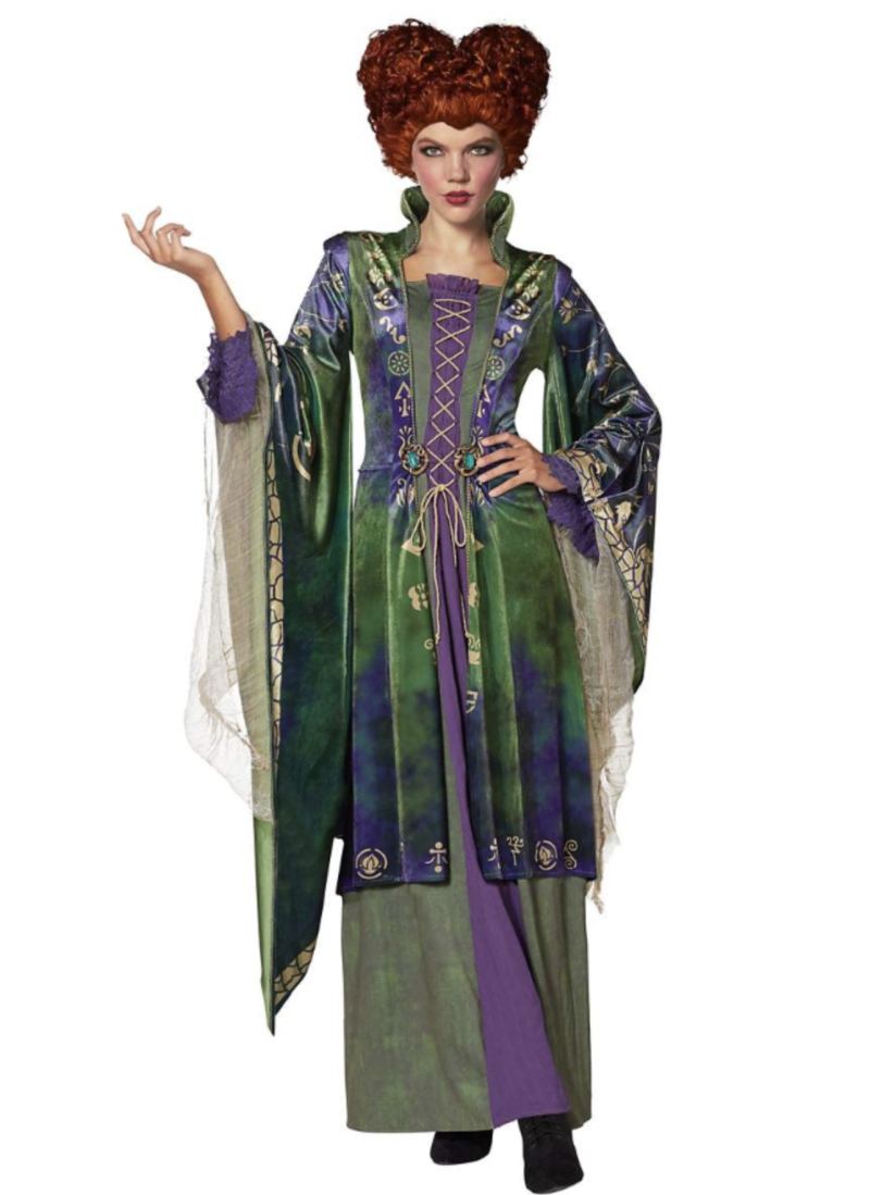 Winifred Sanderson costume (Photo: Spirit Halloween)