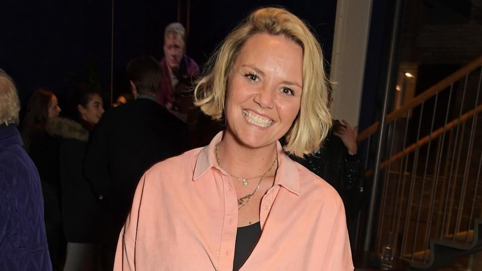 Charlie Brooks said she wasn't sure about going on I'm A Celebrity to begin with (Images: Getty)