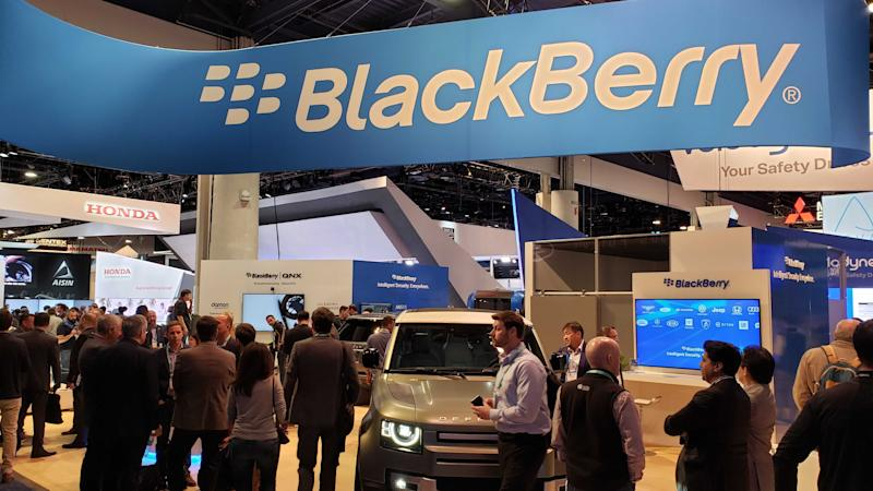 Fully autonomous cars at least a decade away, BlackBerry boss says