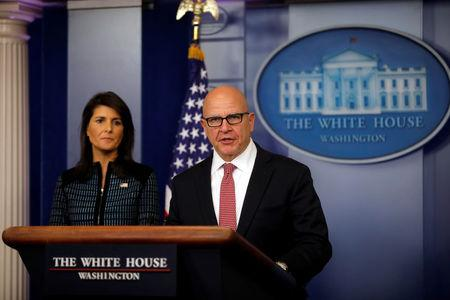 Haley: Trump's fire, fury comment 'not an empty threat'